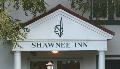 The alleged assault took place two days before the wedding at the Shawnee Inn.