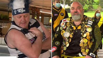 Richmond superfans go head-to-head with former Cats star