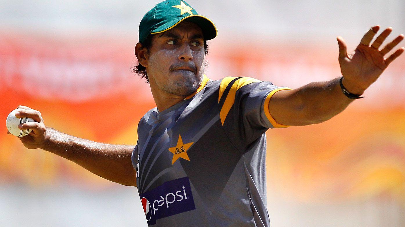 Pakistan batsman Nasir Jamshed slapped with 10-year ban
