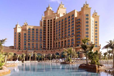 <strong>4. Atlantis The Palm, Dubai</strong>