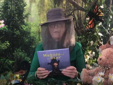 Sarah Ferguson Matilda and the Bear Emma Macey royal reading