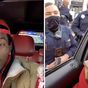Rapper Offset detained by police in the middle of an Instagram Live