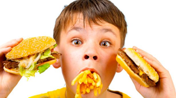 Fast food reform on Happy Meals
