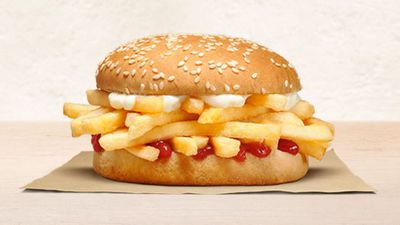 Burger King NZ launches chip butty