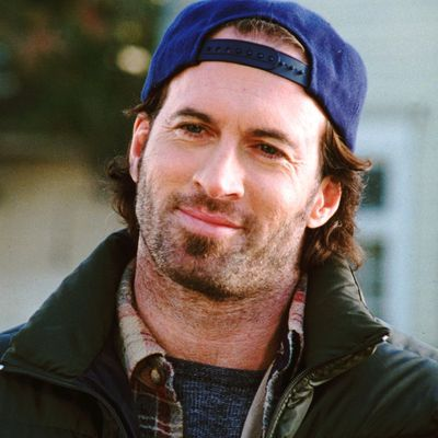 Scott Patterson as Luke Danes: Then