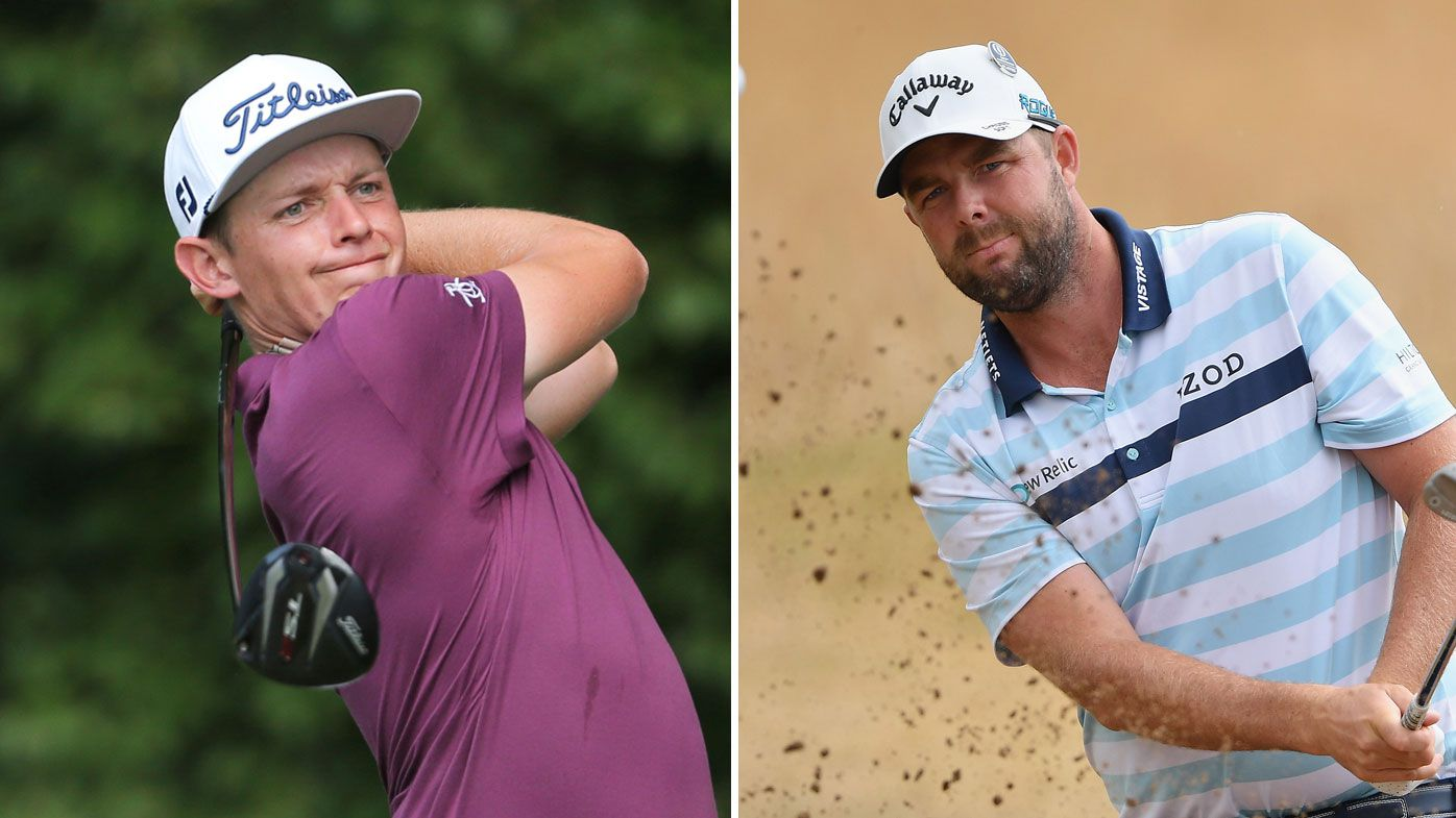 Aussies chasing rich payday at Tour Championship