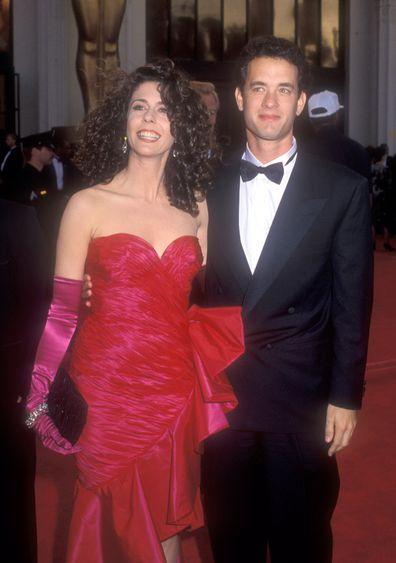 Tom Hanks, Rita Wilson, relationship timeline