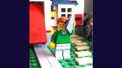 """Hi Dave, yes I agree, everything is most definitely not awesome."" (@kenningtonkitty)"