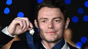 Lachie Neale takes out 2020 Brownlow Medal