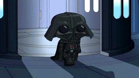 Sneak Peek: Family Guy's new Star Wars spoof