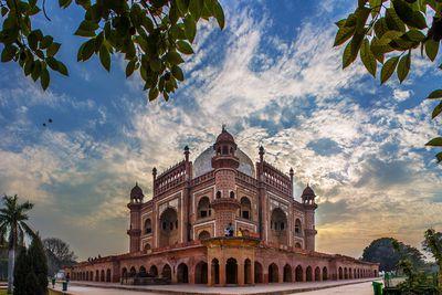 Safdarjung Tomb in New Delhi, India