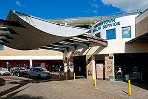Bankstown-Lidcombe Hospital