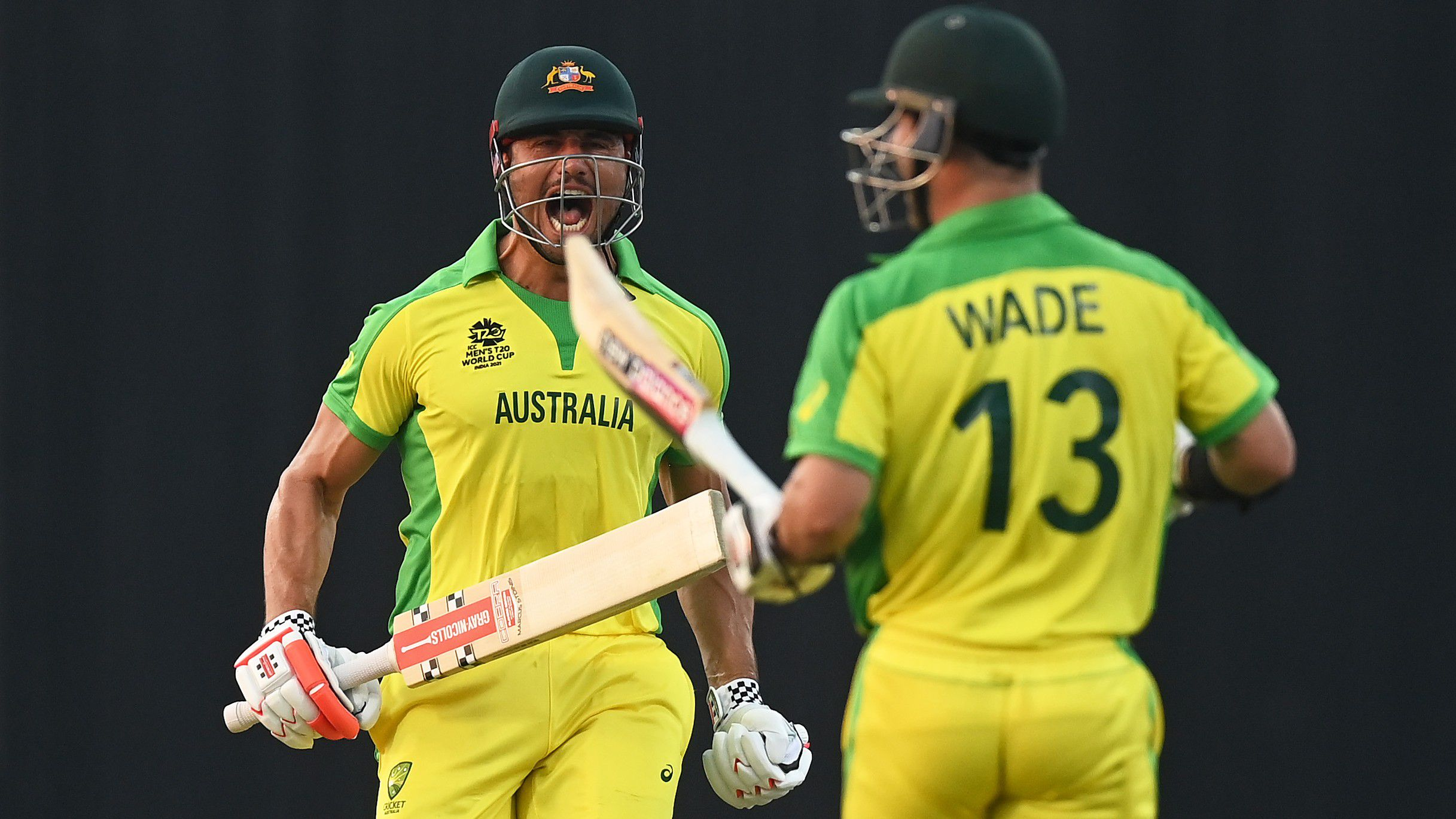 Aussies win last-over thriller at T20 World Cup
