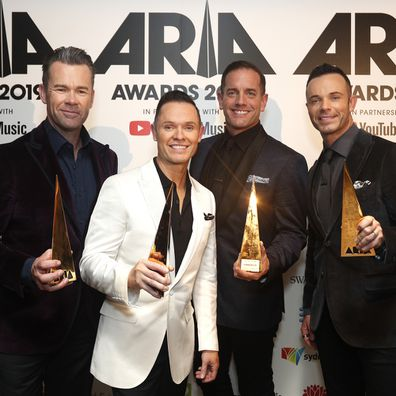 Human Nature, ARIA Awards,Hall of Fame, 2020
