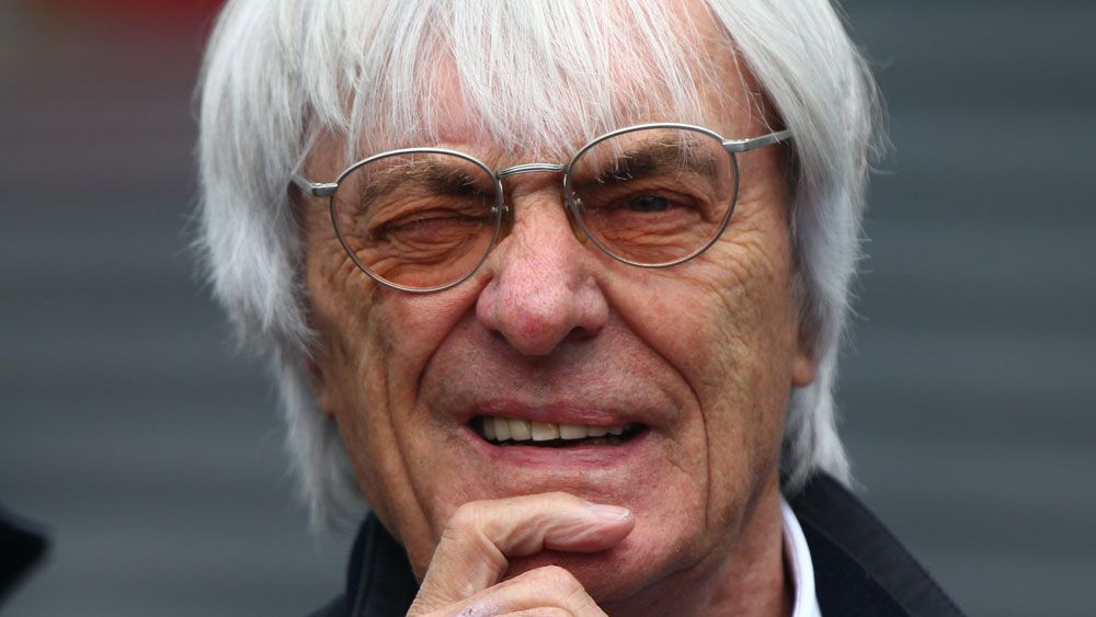 Bernie Ecclestone's 40-year reign as Formula One boss is reportedly over. (AAP)