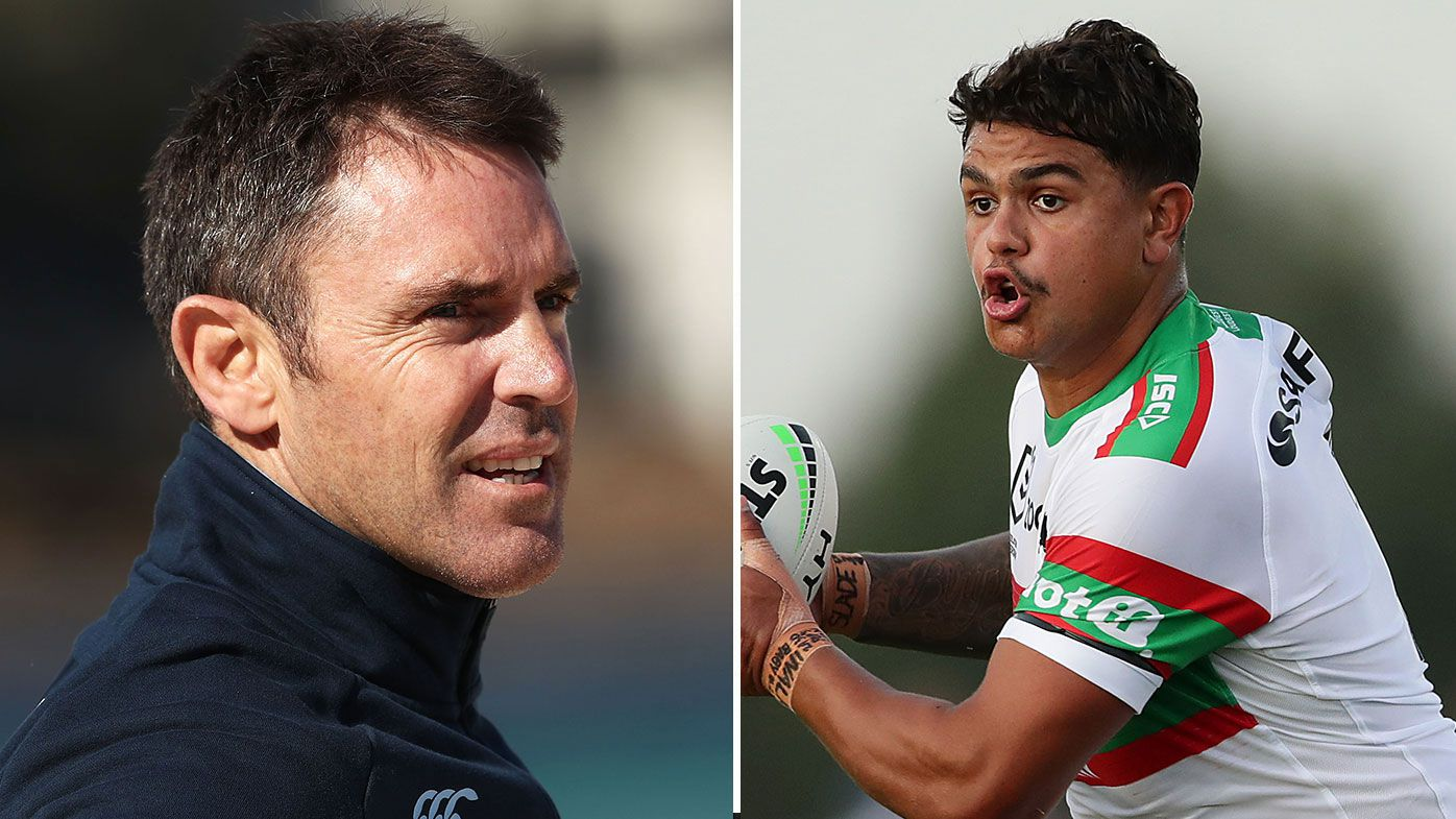 NRL legend Brad Fittler urges Latrell Mitchell to switch his phone off and avoid social media