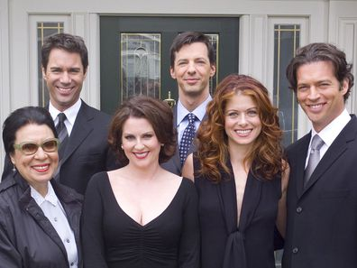 Shelley Morrison, Will and Grace, cast