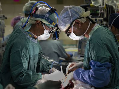 Surgeons separate conjoined twins in Michigan