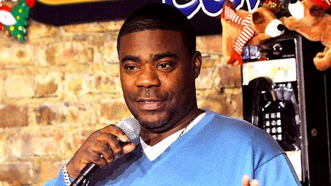 30 Rock star Tracy Morgan rushed to hospital after collapse
