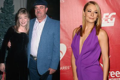 Only a year after becoming a country star at 13, LeAnn Rimes' parents divorced... so she rebelled.<br/><br/>At age 16, she attemped to take control of her career away from father Wilbur Rimes, suing him for witholding $7 million of her earnings. Which is why Wilbur counter-sued, causing the Rimes family rift. <br/><br/>Since the heated court battle, LeAnn and her family reconciled. <br/>