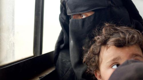 Suspicion and distrust will trail those who threw in their lot, willingly or otherwise, with the so-called Islamic State. Picture: Adam Dobby/CNN