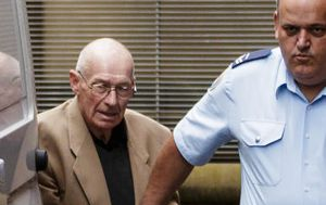 Disgraced former detective Roger Rogerson claims he didn't know co-accused Glen McNamara bought a gun