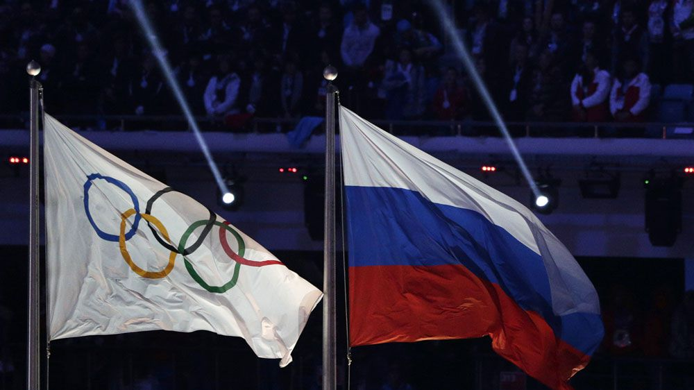 Russians get life bans for Sochi doping