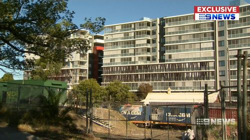 The changes come on the back of the suspension of development in Ryde. Picture: 9NEWS