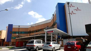 The Prince Charles Hospital in Brisbane.
