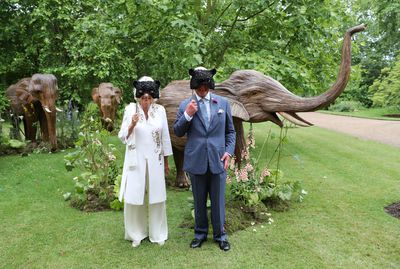 Prince Charles and Camilla attend Elephant Family Animal Ball, June 2019