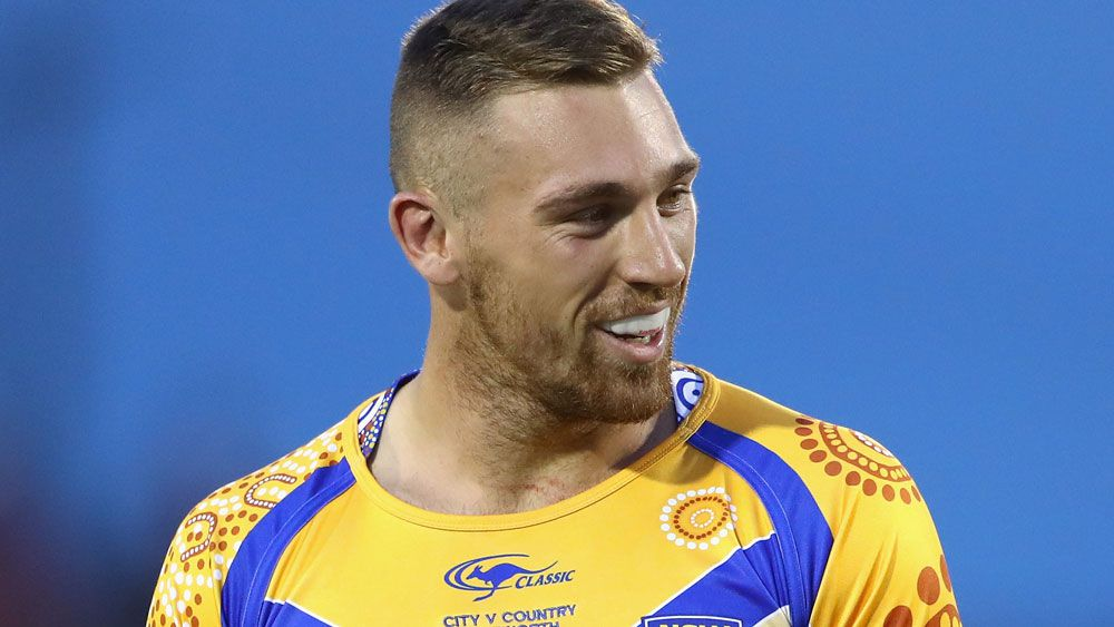 Cartwright sized up for Blues jumper