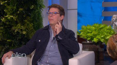 Sean Hayes discusses his hypochondria on The Ellen Show