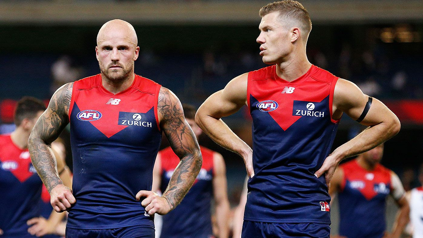 'It's time for reassessment': Melbourne great Garry Lyon discusses harsh truth for club after dispiriting loss