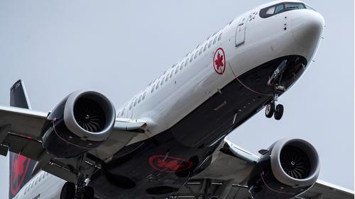 Air Canada flight diverted