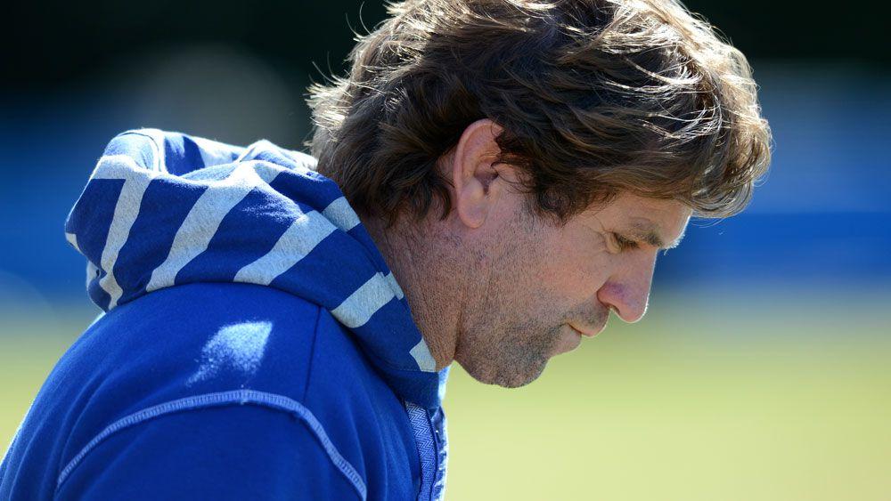 Canterbury coach Des Hasler.
