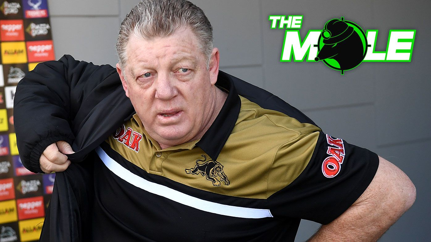 Dragons, Sharks among clubs in line to hire outgoing Penrith Panthers GM Phil Gould