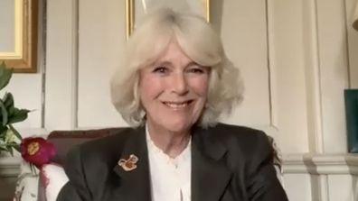 Camilla, Duchess of Cornwall appears in episode six of James and the Giant Peach, with Taika and Friends