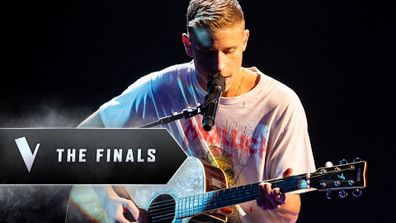 The Finals: Mitch Paulsen 'I Don't Care'