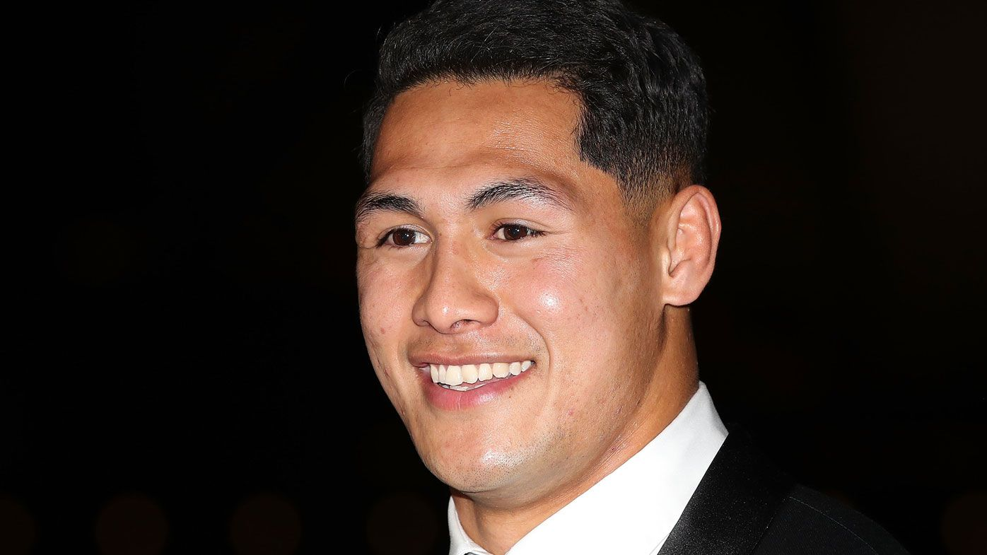 Warriors captain Roger Tuivasa-Sheck wins 2018 Dally M Medal