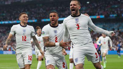 England players delirious