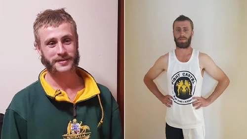 Missing 23-year-old Ferntree Gully man Jeremy Boyden.
