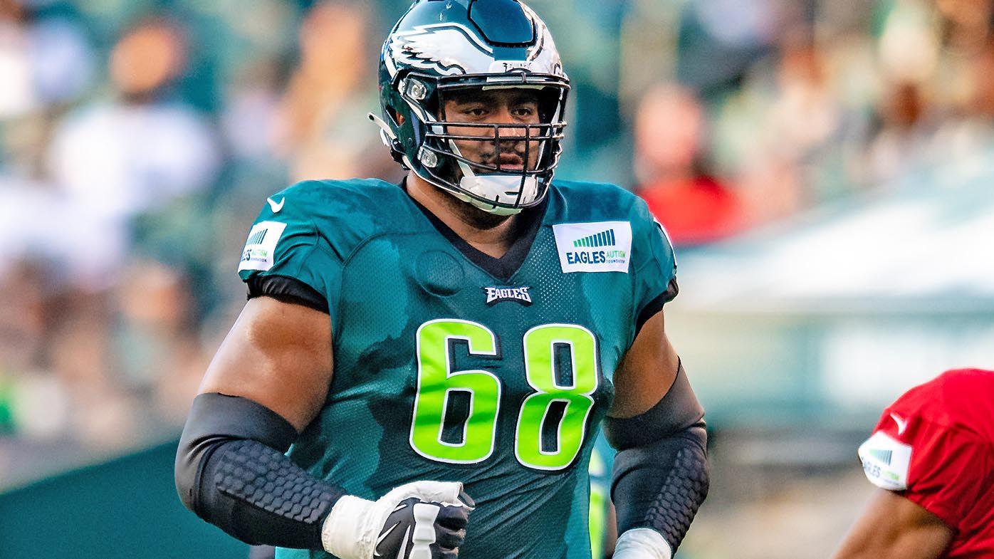 Eagles tackle Jordan Mailata won the starting job for the 2021 NFL season