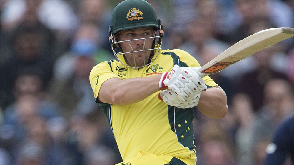 Australia set India 294 for ODI victory