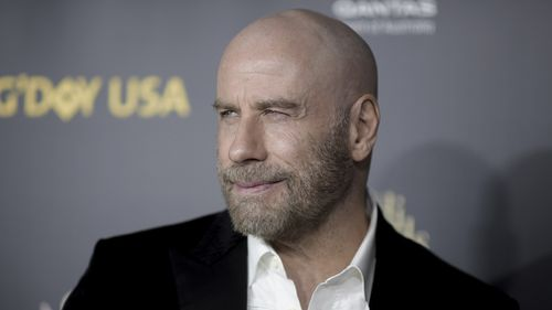 John Travolta was full of praise for Australians working in Hollywood.