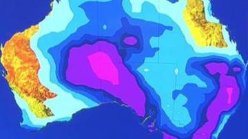 Here comes the rain! 80 percent of Australia set to soak
