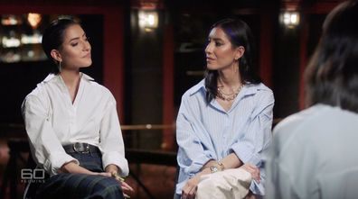 The Veronica's sit down with 60 Minutes reporter Sarah Abo.