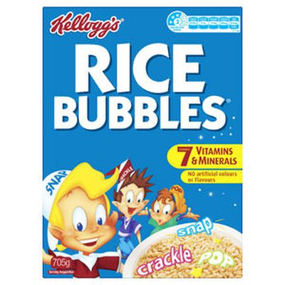 <strong>6. Rice Bubbles</strong>