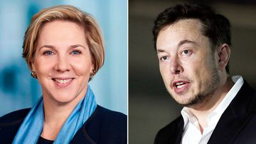 Australia's Robyn Denholm will become the new chair of Tesla's board, replacing Elon Musk.