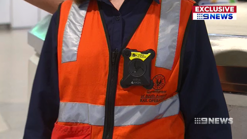 The body worn cameras are similar to those worn by police and will collect any evidence should an anti-social or violent incident happen.