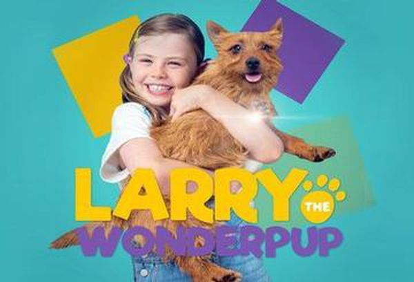 Larry the Wonder Pup